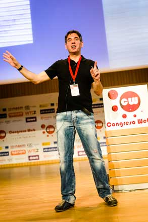 Review del Marketing online de Congreso Web 2012